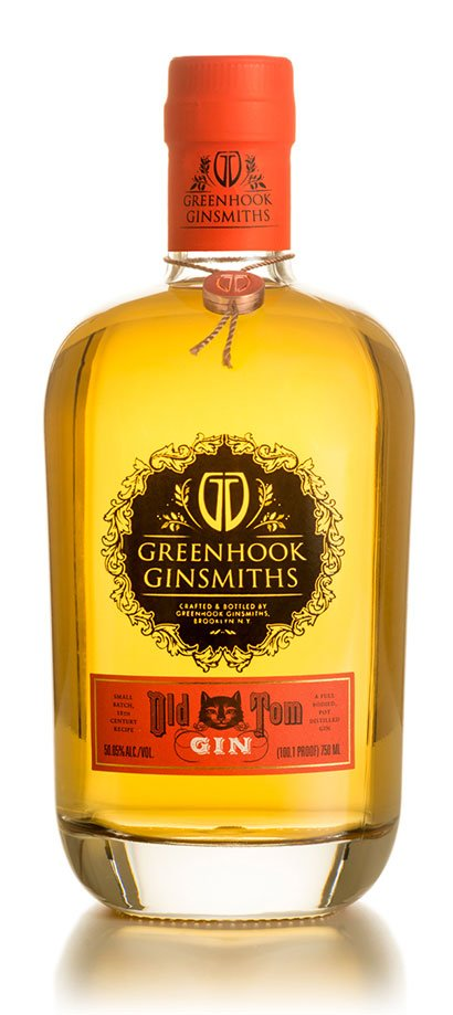 Greenhook Gin Old Tom Bottle