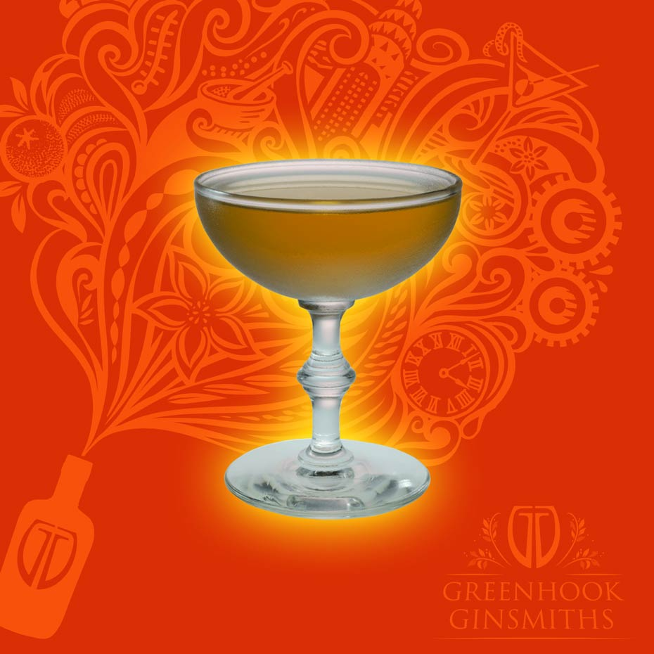 Greenhook Ginsmiths' Cocktail Tuxedo | greenhookgin.com