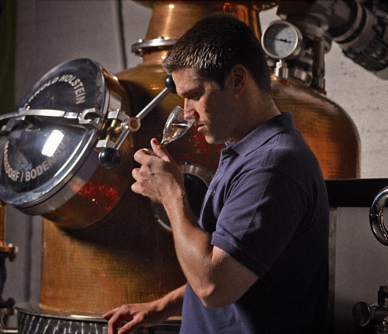 Greenhook Ginsmiths Steven DeAngelo Still | greenhookgin.com