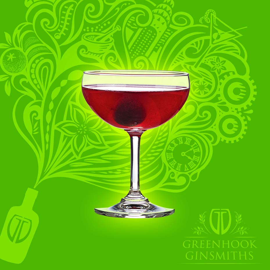 Greenhook Ginsmiths' Cocktail DuPont Rising | greenhookgin.com