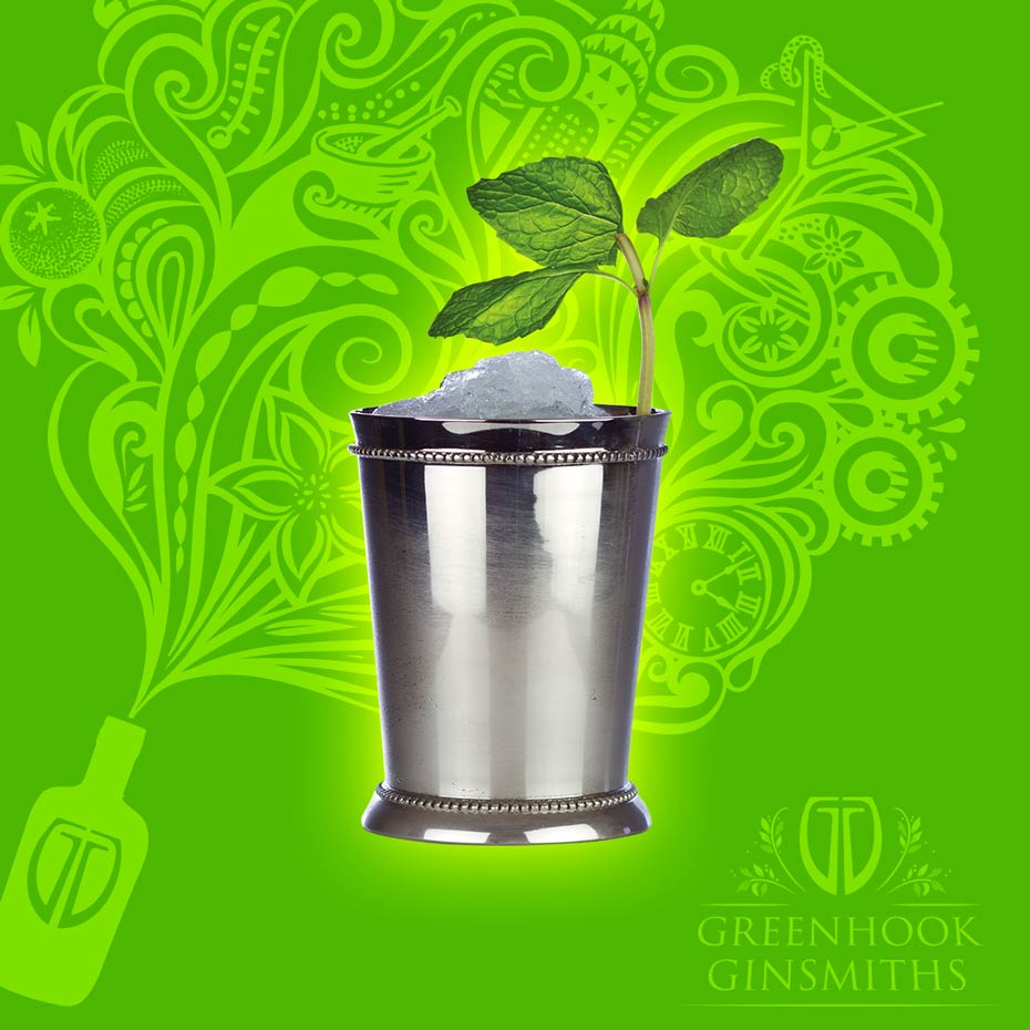Greenhook Ginsmiths' Cocktail Mint Julep | greenhookgin.com